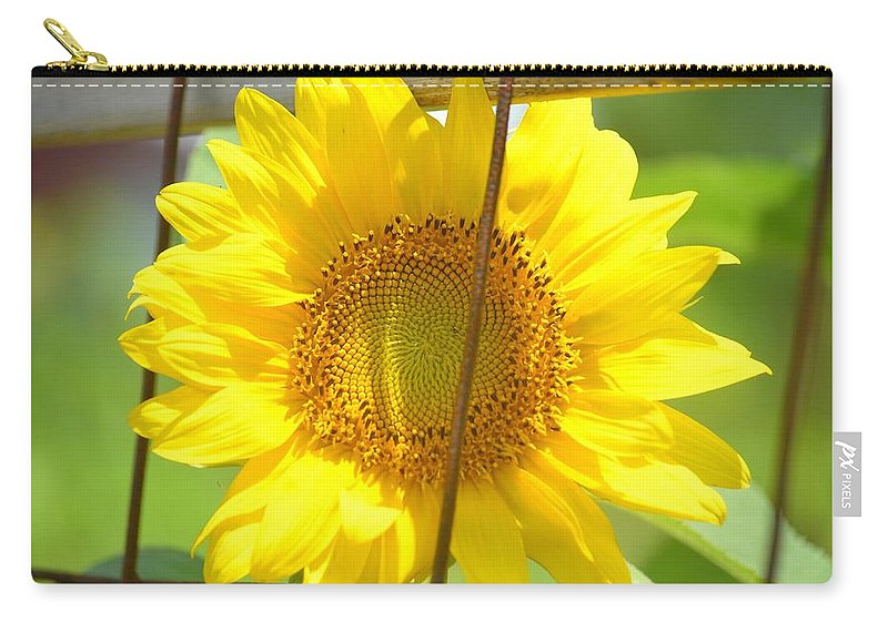 Captured Carry-all Pouch featuring the photograph Captured by Maria Urso