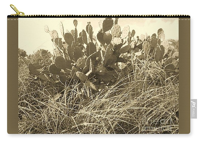 Catus Carry-all Pouch featuring the photograph Catus 3 by Michelle Powell