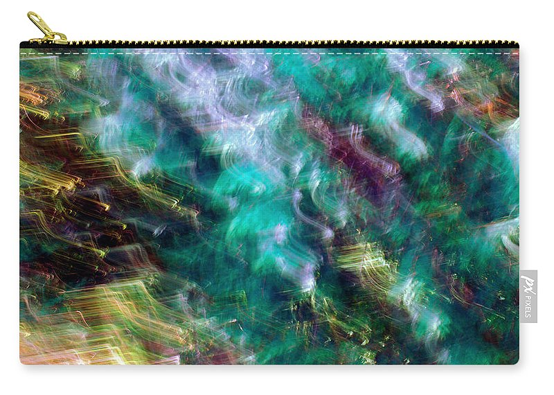 Diagonal Carry-all Pouch featuring the photograph Celebration by Connie Fox