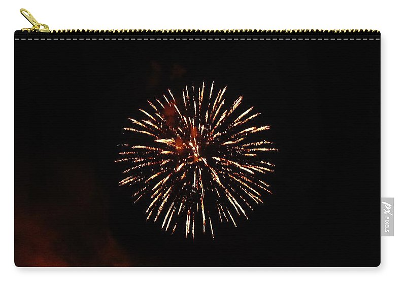 Color Carry-all Pouch featuring the photograph Champagne by Amar Sheow
