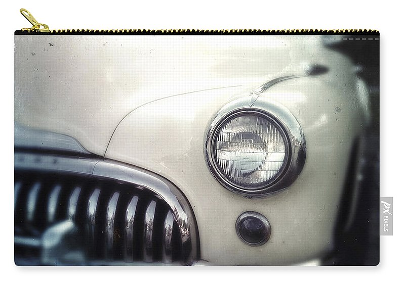 Classic Carry-all Pouch featuring the photograph Chevy Doughboy by Tim Nyberg