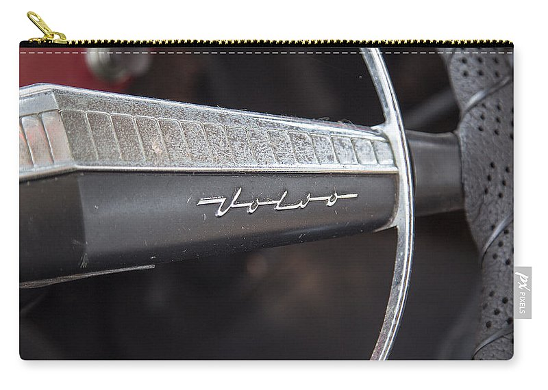 Classic Detail Carry-all Pouch featuring the photograph Classic Detail by Dale Kincaid