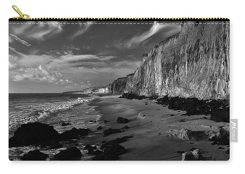 Bay Carry-all Pouch featuring the photograph Coast 18 by Ingrid Smith-Johnsen