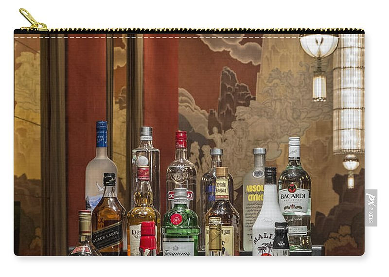 Nyc Carry-all Pouch featuring the photograph Cocktail Hour by Susan Candelario