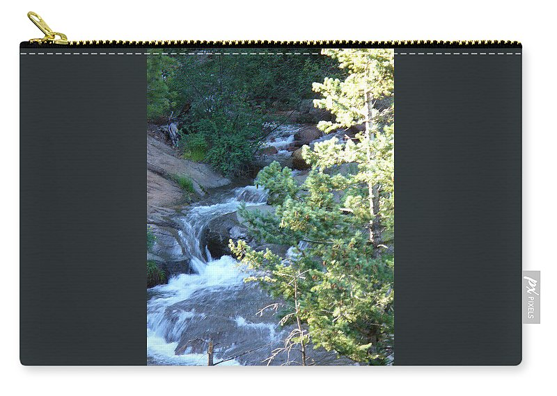 Lyle Carry-all Pouch featuring the painting Colorado River by Lord Frederick Lyle Morris - Disabled Veteran