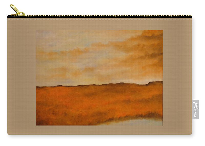 Colorado Carry-all Pouch featuring the painting Colorado Viii by Lord Frederick Lyle Morris - Disabled Veteran
