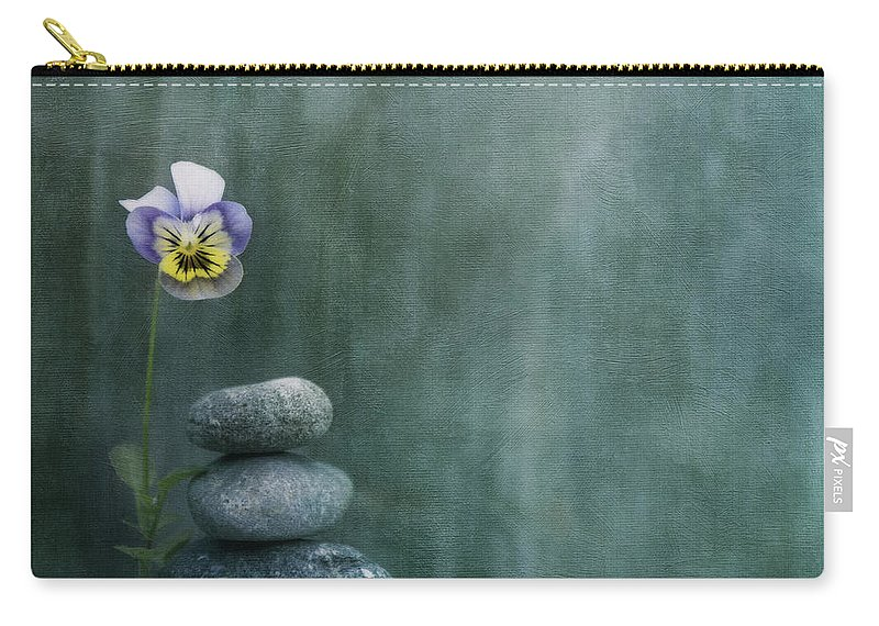 Balance Carry-all Pouch featuring the photograph Confidence by Priska Wettstein