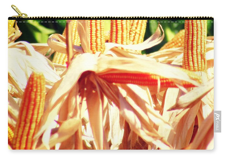 Thailand Carry-all Pouch featuring the photograph Corn by A Rey
