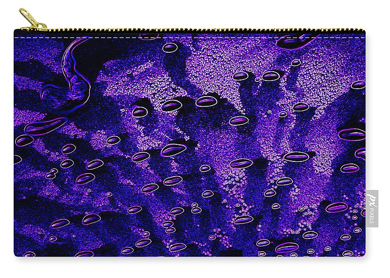 Cosmic Carry-all Pouch featuring the photograph Cosmic Series 003 by Larry Ward