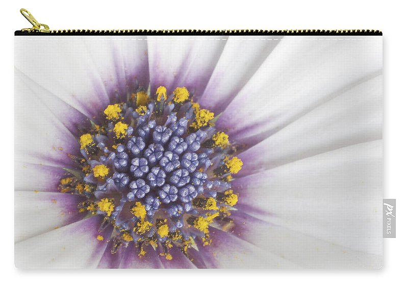 Bloom Carry-all Pouch featuring the photograph Crowning Glory by David and Carol Kelly