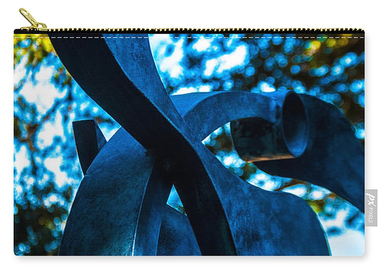 Curves Carry-all Pouch featuring the photograph Curves by Jon Cody