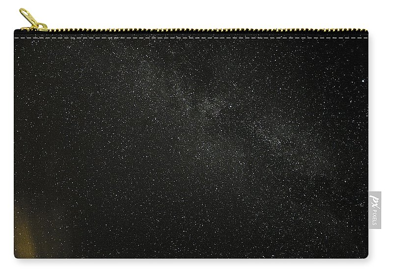 Constellation Carry-all Pouch featuring the photograph Cygnus Deneb Vega by Greg Reed