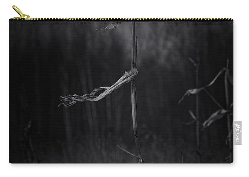 Surreal Carry-all Pouch featuring the photograph Dance Of The Corn by Susan Capuano