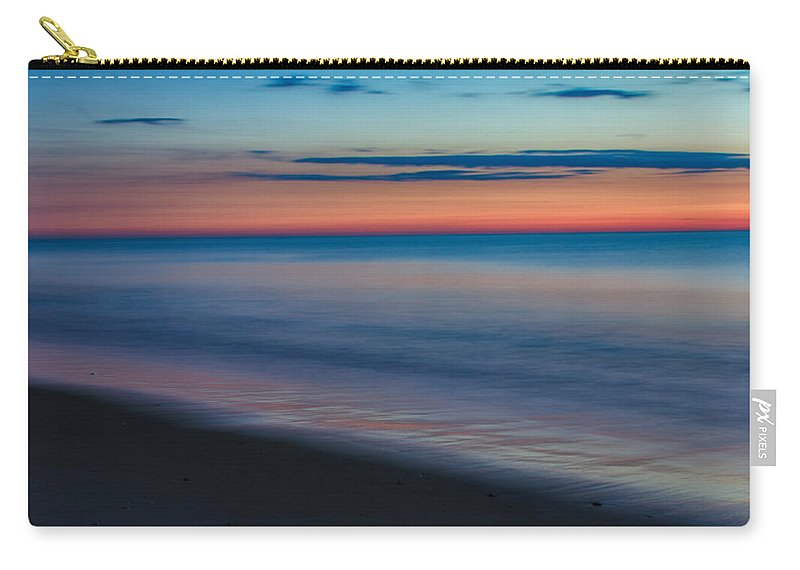 Ocean Carry-all Pouch featuring the photograph Dawn Of A New Day by David Kay