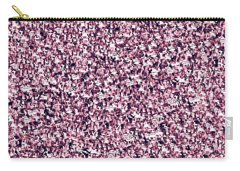 All Carry-all Pouch featuring the mixed media Dazzle by Julie Dunkley