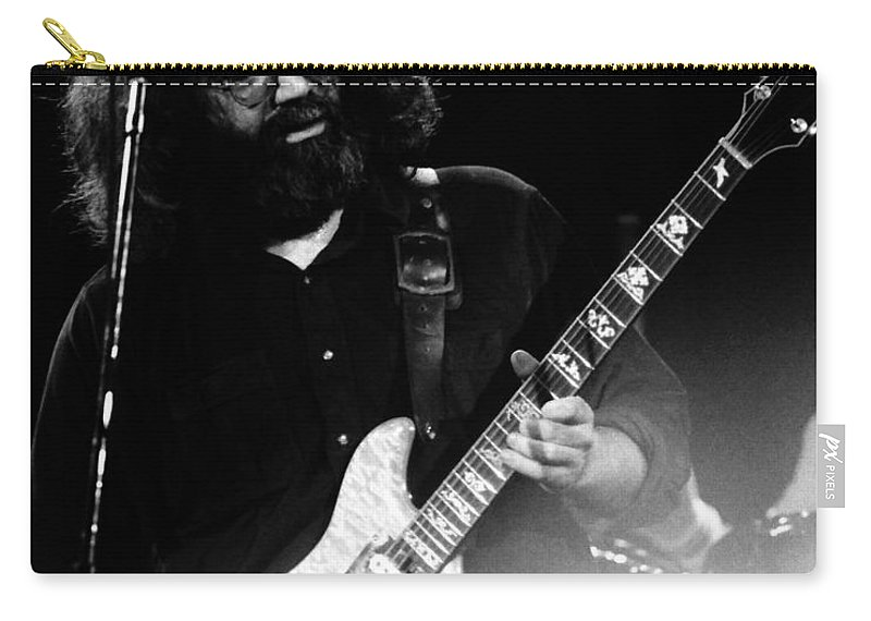Grateful Dead Carry-all Pouch featuring the photograph Dead #20 by Ben Upham