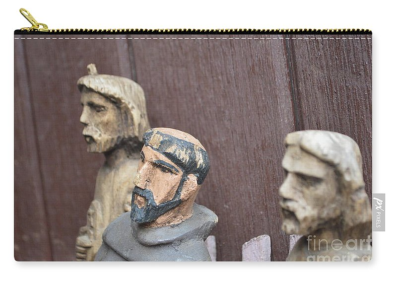 Delegacion Carry-all Pouch featuring the photograph Delegacion by Brian Boyle