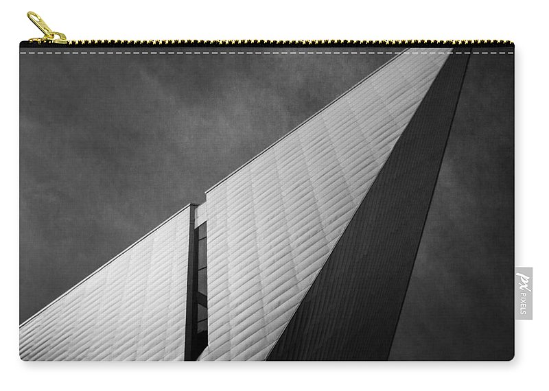 Denver Carry-all Pouch featuring the photograph Denver Libeskind by Dayne Reast