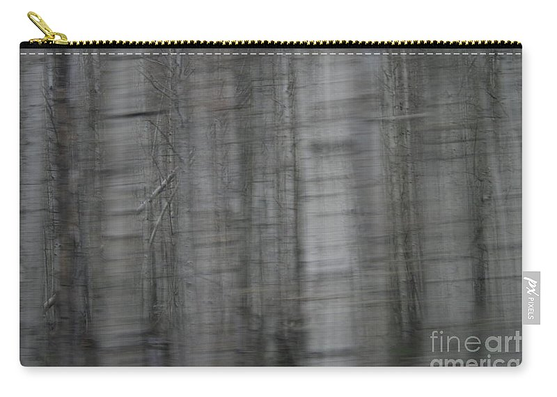 Abstract Carry-all Pouch featuring the photograph Ditto by Crystal Nederman