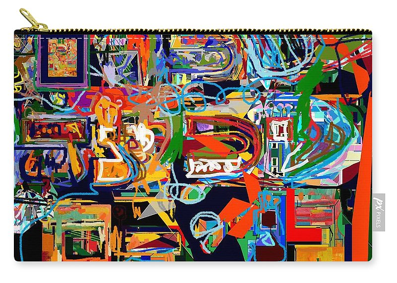 Torah Carry-all Pouch featuring the photograph Divinely Blessed Marital Harmony 27 by David Baruch Wolk