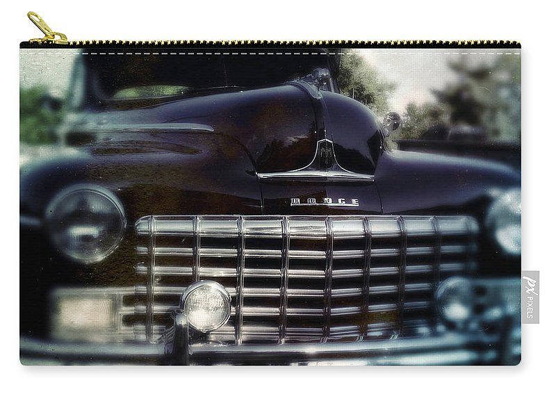 Classic Carry-all Pouch featuring the photograph Dodge by Tim Nyberg
