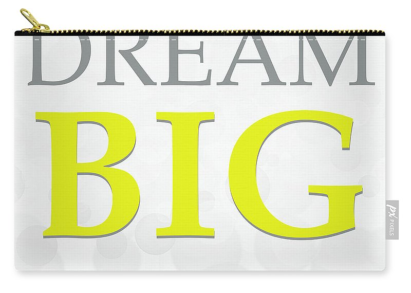 Dream Carry-all Pouch featuring the photograph Dream Big by Andrea Anderegg
