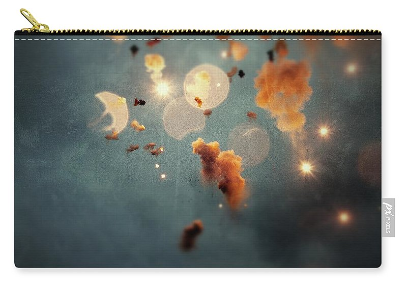 Mascleta Carry-all Pouch featuring the photograph Dream Mascleta Valencia by For Ninety One Days