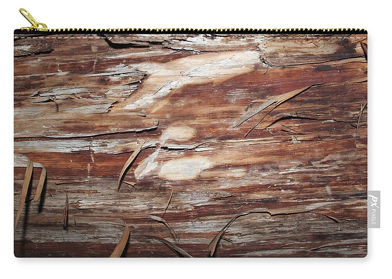 Wood Carry-all Pouch featuring the photograph Dream Of Old Things by Mary Bedy
