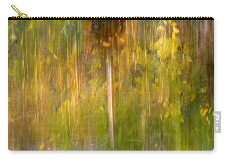 Abstracts Carry-all Pouch featuring the photograph Dreamer by Guido Montanes Castillo