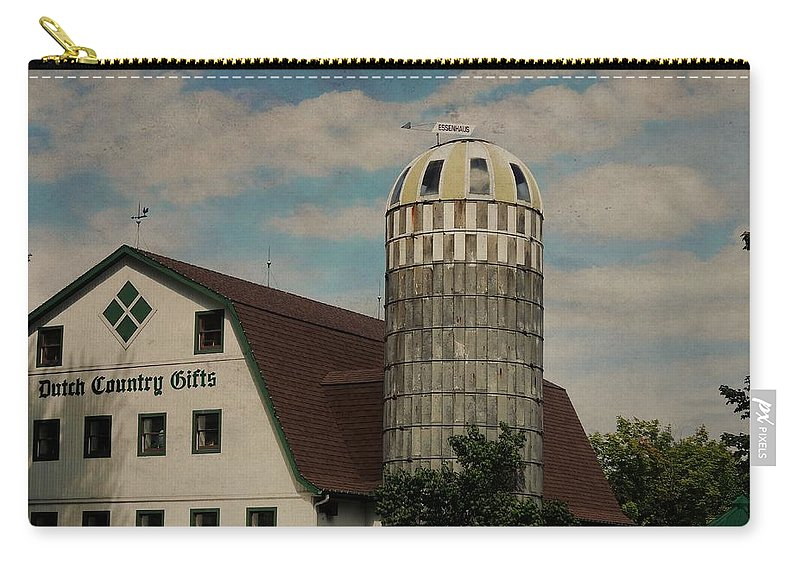 Dutch Country Carry-all Pouch featuring the photograph Dutch Country by Dan Sproul