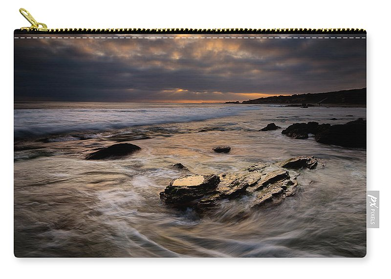 California Carry-all Pouch featuring the photograph Ebb And Flow by Rick Berk