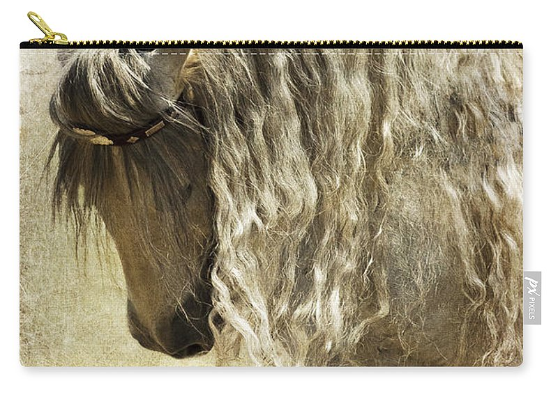 Elegance Carry-all Pouch featuring the photograph Elegance by Wes and Dotty Weber