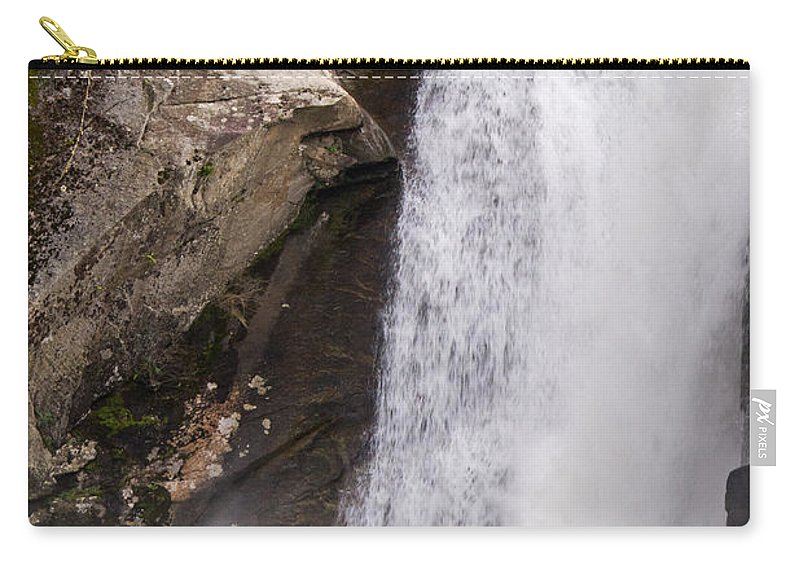 Elk Creek Falls Carry-all Pouch featuring the photograph Elk Creek Falls 35 by Douglas Barnett