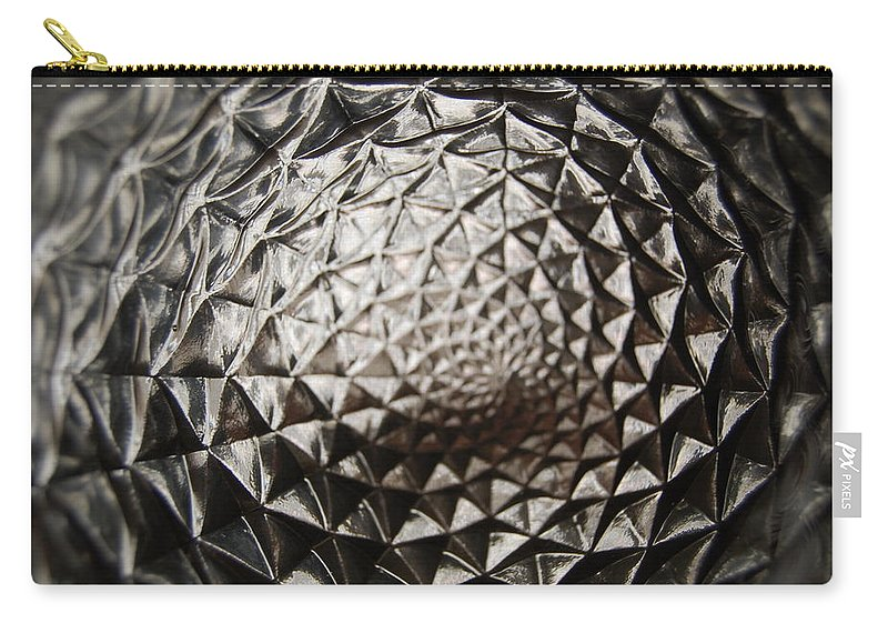 Enveloping Carry-all Pouch featuring the digital art Enveloping by Gina Dsgn