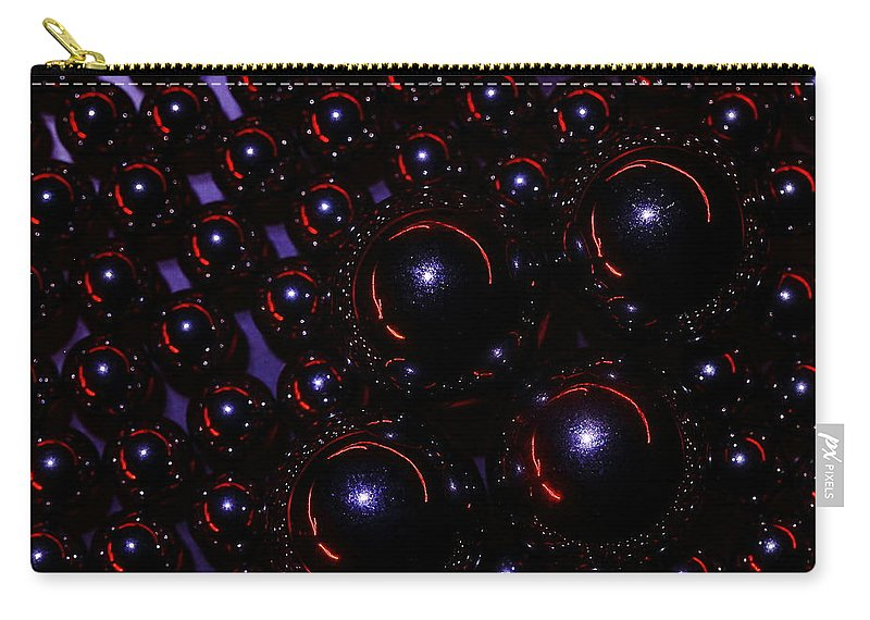 Ball Carry-all Pouch featuring the photograph Ethereal by David Andersen