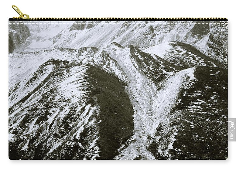 Dramatic Landscape Carry-all Pouch featuring the photograph Ethereal Himalayas by Shaun Higson