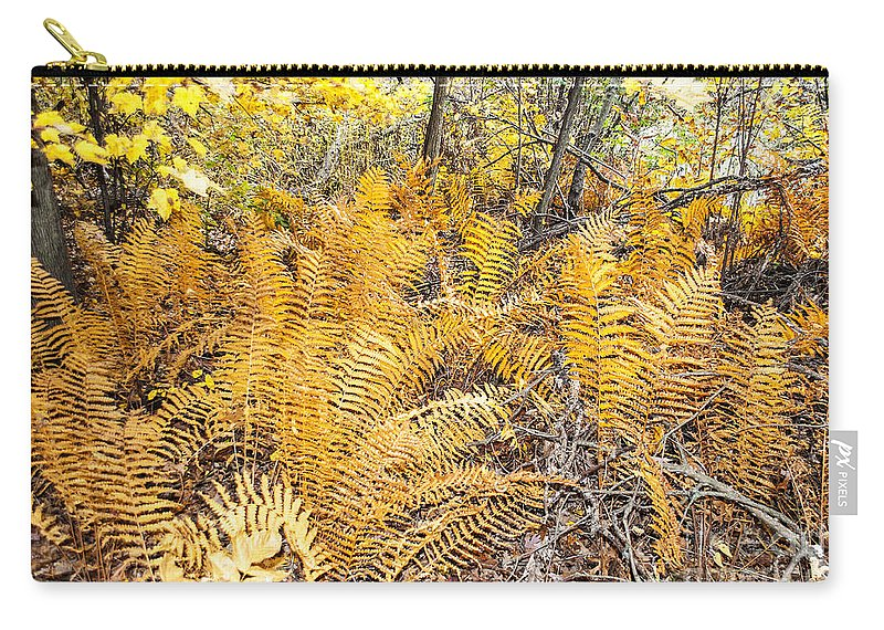 Plants Carry-all Pouch featuring the photograph Exotic Plants Of The Dunes by Verana Stark