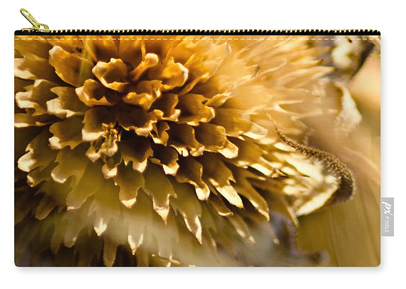 Exsiccate Carry-all Pouch featuring the photograph Exsiccate by Joel Loftus