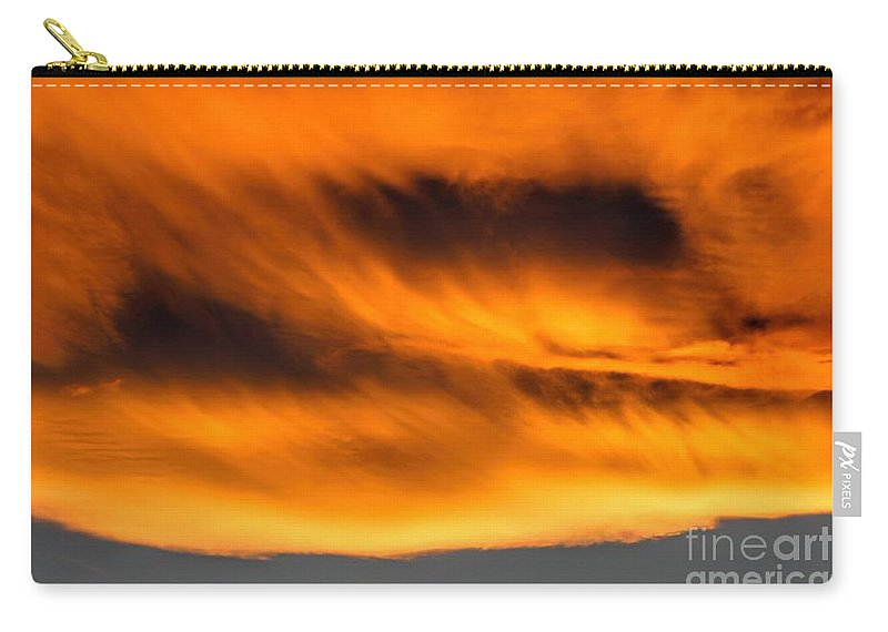 Jon Burch Carry-all Pouch featuring the photograph Eyes Of Sauron by Jon Burch Photography