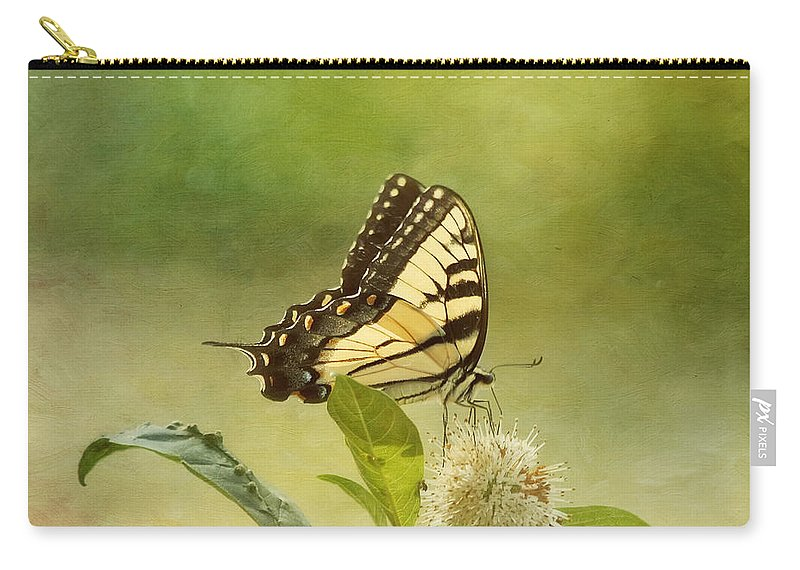Animal Carry-all Pouch featuring the photograph Fantasy by Kim Hojnacki