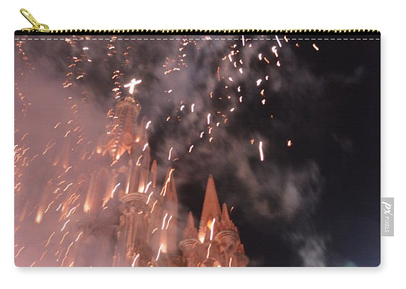 Festiva Carry-all Pouch featuring the photograph Festiva by Brian Boyle