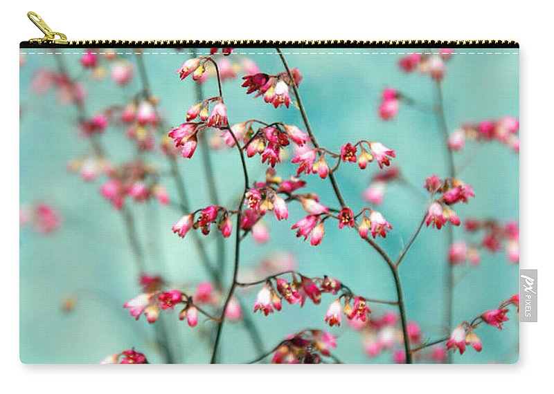 Filigran Carry-all Pouch featuring the photograph Filigran by Susanne Van Hulst