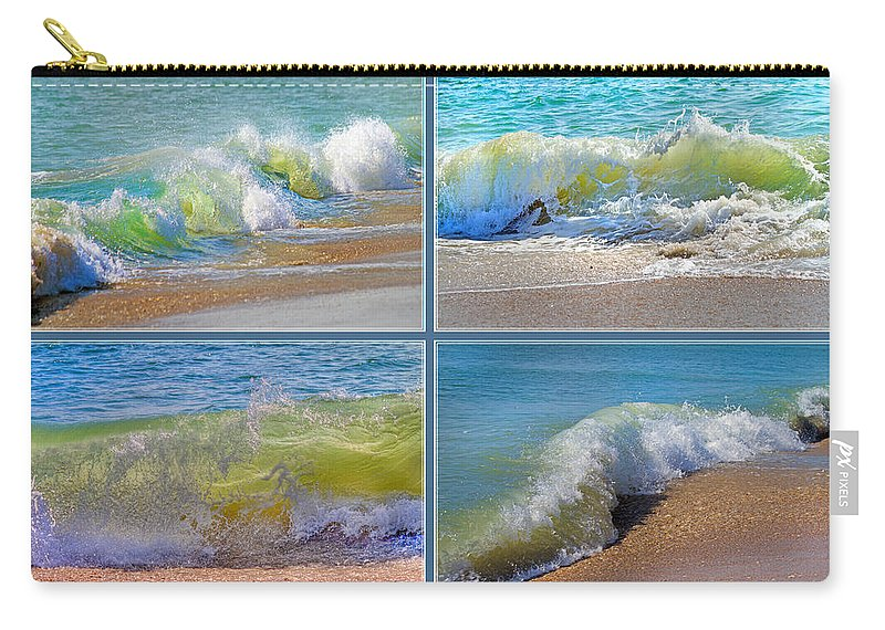 Island Carry-all Pouch featuring the photograph Find Your Inspiration by Betsy Knapp