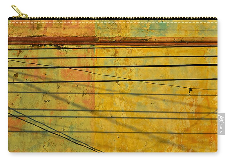 Fine Tuned Carry-all Pouch featuring the photograph Fine Tuned by Skip Hunt