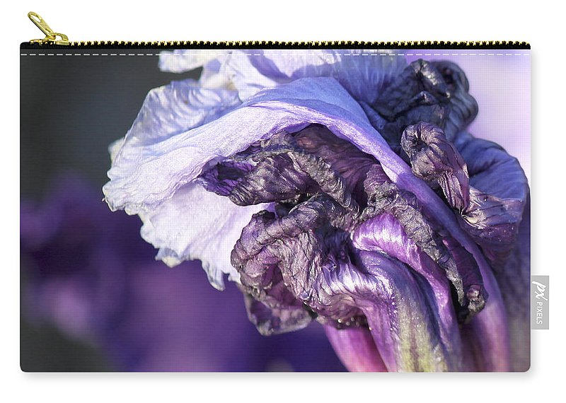 Landscapes Carry-all Pouch featuring the photograph Floral 19 by Steve Herndon