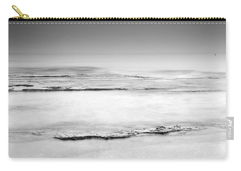 Seascape Carry-all Pouch featuring the photograph Foggy by Guido Montanes Castillo