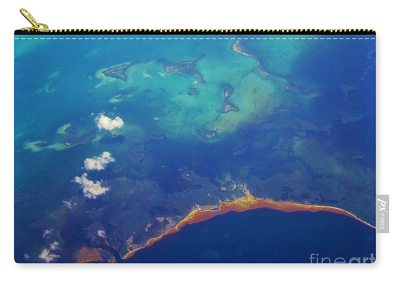 From Halifax To The Caribbean Carry-all Pouch featuring the photograph From Halifax To The Caribbean by John Malone