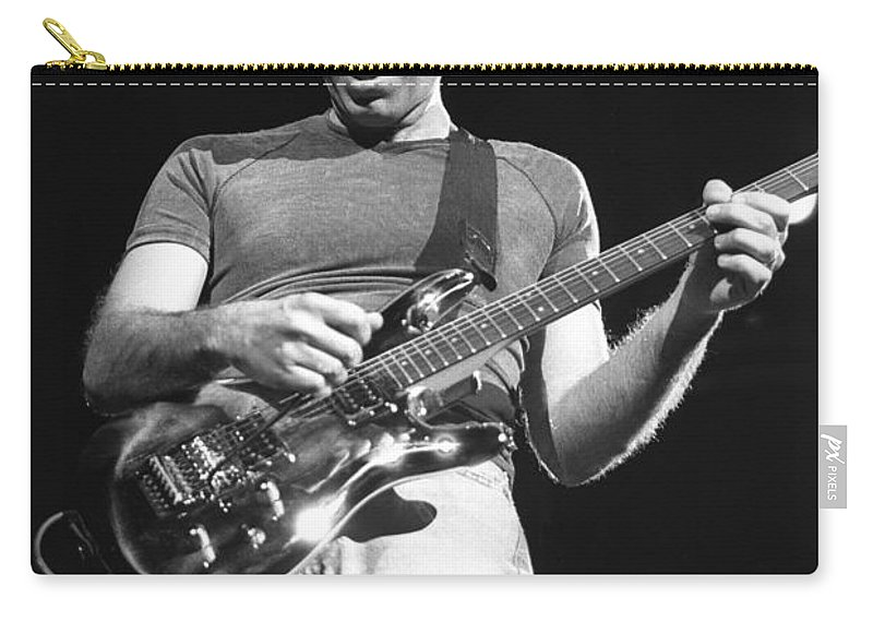 Guitarist Carry-all Pouch featuring the photograph G3 by Concert Photos