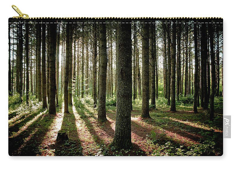 Tranquility Carry-all Pouch featuring the photograph Galarneau by Guillaume Seguin