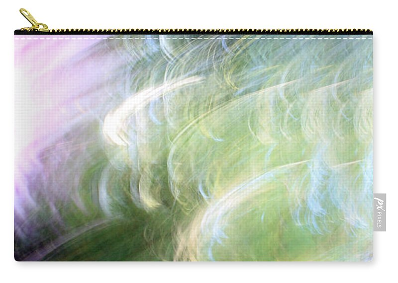 Colors Carry-all Pouch featuring the photograph Galaxy Colors by Munir Alawi